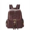 Новые моды школьные сумки для женщин рюкзак кожаный Школьные рюкзаки женщин Сумки водонепроницаемый ретро старинные рюкзаки черные школьные рюкзаки zipit рюкзак zipper backpack
