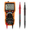 Huayi (PEAKMETER) PM18A многофункциональный True RMS мультиметр антипригарного автоматический диапазон цифровой мультиметр мультиметр цифровой dt9205a