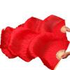 ручные работы Шелковые поклонники танца живота Природный шелк 1 шт. Левая рука+1 шт. Правая рука Танцы Танцевальные шелка красный павлово посадский шелк