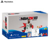 Sony (SONY) [PS4 БНМ Bundle] PlayStation 4 NBA 2K18 Set Limited Коллекционное (белый)
