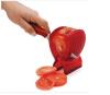 mymei помидор держатель среза ножа направляющего выступа картофель/лук фрукты овощерезка держатель ножа для плоттера list
