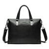 П. kuone® кожаные мужские бизнес-сумки настоящий кожаный портфель мужской сумка повседневные мужские сумки на ремне мужские сумки