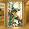 Китайские обои Classic Peacock Photo Mural Гостиная Гостиничный холл Европейский стиль Декор Wall Paper Papel De Parede 3D beibehang custom photo wallpaper floor paint dream city 3d ground mural wall pvc self adhesive papel de parede wall paper