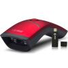 Бюро YC-100B беспроводной двумерный код штрих-код скан-код сканер пистолет серебро инвентаризации склада штрих-код сканирования считыватель пистолет