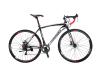 eurobike 700c мотоцикл shimano 21 скорость шоссейный велосипед дисковые тормоза 21 передач 49 купить шоссейный велосипед б у в минске