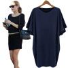 Lovaru ™ HOT SALE 2015 Топ Платья без рукавов прямо случайные летом стиль O-шея высокого качества платья короткие мини