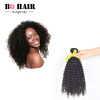 Queen Hair Store Mink Brazilian Hair Weave Bundles Cheveux Short Weave Hair Brazilian Virgin Hair Kinky Curly lnrrabc 12pcs pack elastic hair bands headband stretchy hair rope rubber bands hair accessories for accessoire cheveux