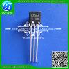 50Pcs/Lot MJE13001 13001 TO-92 600V 200MA NPN Transistor 500pcs new mmbta44lt1g mmbta44 200ma 400v marking code 3d npn transistor sot23