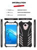 Трансформаторы Huawei Y7 Prime 5.5 Металлический защитный чехол Batman Shockproof Cover трансформаторы huawei p10 lite металлический защитный чехол batman shockproof cover
