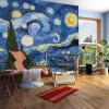 Пользовательские 3D-обои для фото Классическая масляная живопись Звездное небо Абстрактная художественная стенопись масляная живопись yue hao yh0334 7585