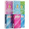 DONLESS презервативы 72 шт. секс-игрушки для взрослых лубрикант juju увлажняющий саше 3ml