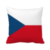 Czech Republic National Flag Europe Country Square Throw Pillow Insert Cushion Cover Home Sofa Decor Gift england national flag europe country square throw pillow insert cushion cover home sofa decor gift