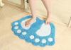 Коврик для ванной без скольжения Большие ноги Душевые коврики для душа Коврик для ковров Абсорбирующий коврик для пола (40 * 60 коврик для ванной арти м 50х80 см розанна