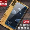 [плазменная двухсекционная полноэкранная] сила плит (VALEA) Huawei mate10pro закаленная пленка полноэкранная закаленная пленка HD взрывозащищенная пленка для защиты мобильного телефона сапфировая синяя плазменная панель