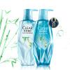 CLEAR Чувствительный силиконовый шампунь для ухода за волосами Набор шампуня для семян граната 380 мл + Essence 375ml