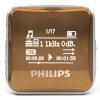 Philips SA2208 Mini Athletic MP3-плеер 8G (со встроенным FM-радио) плеер uniscom t366mp3 fm 8g