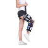 Knee Joint Fixation Brace Support Brace for knee injury rehabilitation knee patella sport support guard pad protector brace strap stabilizer protection white