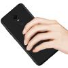 KOLA красный рис 5 мобильный телефон раковина просо красный рис 5 защитная крышка микро-песок силиконовая раскол-устойчивая мягкая оболочка защитная крышка чёрная защитная раковина