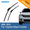 SUMKS Wiper Blades for Toyota Urban Cruiser 24& 13 Fit Hook Arms 2009 2010 2011 2012 2013 2014 2015 2016