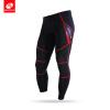NUCKILY Мужские термальные велосипедные колготки Зимняя одежда для спорта на открытом воздухе Флис для велосипедных штанов NS900-W мужская одежда для спорта