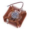 55 мм вентилятора охлаждения компьютера, ноутбук процессора радиатор. - видеокарта радиатор охлаждения газ 3110 медный 3 рядный