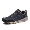 Новая тенденция круглая голова Треккинговые ботинки для Для мужчин альпинизм Спортивная обувь Одежда высшего качества подошва Спор одежда для мужчин