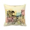 италия венеции таможенных исторической модели площадь бросить подушку включить подушки покрытия дома диван декор подарок