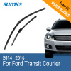 SUMKS Wiper Blades for Ford Transit Courier 28&16 Fit Side Pin Arms 2014 2015 2016 wiper blades for ford c max 26