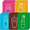 Я Truewow рано увлажняющая маска 20 пакет (пиво, кофе, аминокислоты, VC, Йи Янг) пиво