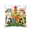 великобритания герб символ государства площадь бросить подушку включить подушки покрытия дома диван декор подарок шатура диван лондон рогожка бежевая 2 подушки в подарок