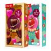 Tesco (JEX) Япония импортировала водорастворимую ультратонкую презервативную презерватив для презервативов для взрослых продуктов 20 фруктовых ароматов (клубника 10 + шоколад 10) я увлажняющие смазки аромат – алоэ