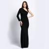 цены на Волк (canis@женские сексуальные кружева Slim Fit коктейль bodycon повязку платье вечернее платье clubwear в интернет-магазинах
