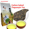 Высококачественный китайский чай Tieguanyin Fresh Natural Carbon Specialaily TiKuanYin Oolong Tea Высокоэффективный бренд-чай 50г free shipping 250g taiwan alishan high mountain tea peach flavour oolong tea frangrant tieguanyin tea good tikuanyin href