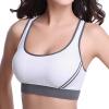 Женская одежда для фитнеса Мягкая компрессия Спортивный бюстгальтер Спортивная одежда Эластичный жилет