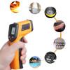 Хороший бесконтактный ЖК-цифровой ИК Инфракрасный термометр температуры лазерной пушки детские взрослых цифровой многофункциональный бесконтактный инфракрасный термометр тела