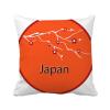 в японии культура сакура арт - модели площадь бросить подушку включить подушки покрытия дома диван декор подарок музыка цунами в японии