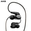 AKG N5005 наушники-вкладыши высокой четкости беспроводные Bluetooth-гарнитура кольцо железо смешанные пять единиц флагманские наушники HiFi фортепиано черный akg k318 в наушники вкладыши стерео музыки гарнитура наушники черный apple телефонные звонки
