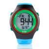 EZON Мужские спортивные часы Многофункциональные наружные часы Водонепроницаемый  Секундомер электронные часы s928 bluetooth gps реальное время пульс трек умный напульсник давление воздуха окружающей среды температура высота часы