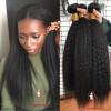 Бразильские волосы из волос Virgin Kinky Straight для волос для волос для волос Lisha для волос ящик для обуви fa lisha g2
