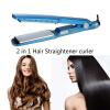 Мини-выпрямитель для волос Iron Ceramic Electronic Nano Titanium Straightening