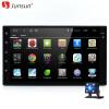 Junsun Универсальный 2 DIN Android 6.0 dvd-плеер автомобиля GPS + WiFi + Bluetooth + радио + Quad Core 7 дюймов 1024*600 экран сте автомобильный dvd плеер lg android 4 4 2 din 7 hd mazda cx 7 dvd gps 3g wifi aux