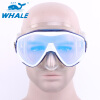 Whale Scuba Diving Snorkeling Electroplating Frameless Mask scuba diving breath snorkeling mask for diving mask snorkeling equipment swimming diving accessories diving masks