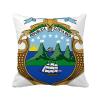 коста - рика герб страны площадь бросить подушку включить подушки покрытия дома диван декор подарок модульная спальня коста рика