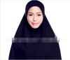 Аканэ 80 сантиметров мусульманские платки исламская майка тюрбана платок черный платок сразу полное покрытие Внутренняя Монголия М платки lak miss платок