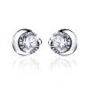 yoursfs ® 925 серебро искусственной Diamond циркон сережку моды серебряные украшения