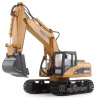 RC Excavator 15CH 2.4G Remote Control Constructing Truck Crawler Digger Model Electronic Engineering Truck Toy радиоуправляемые ма kingtoy detachable remote control big digger size kingtoy fun 1 28 multifuncional rc farm trailer tractor truck free shipping