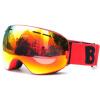BENICE Ski Goggles, Snow Goggles для сноуборда Сноуборд Катание на коньках - для взрослых и детей Очки OTG Anti Fog UV Protection anti fog uv protectionwaterproof myopia swimming goggles