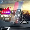 Baseus Универсальный тяжести автомобильный держатель телефона Sucker присоске ветрового стекла Автомобильный держатель для iPhone X Samsung S9 S8 держатель теле
