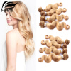Nami Hair Piano Color 4 Bundles #27/613 Brazilian Body Wave Human Hair Extensions 14-26 Hair Weave Free Shipping best new product on sale 30% 750ml brazilian keratin hair treatment hair free shipping