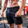 Muscle Dr. brothers летние фитнес-шорты мужские Slim спортивные случайные брюки тонкие дышащие шорты мужские шорты krandy chino slim